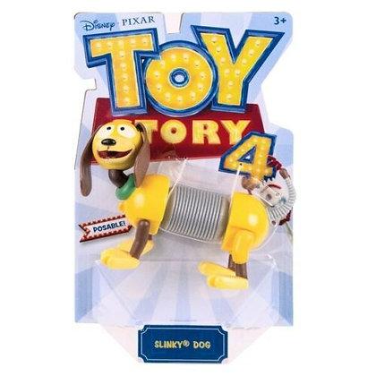 Disney PIXAR Toy Story 4 Slinky Dog Posable Figure.