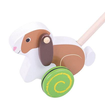 BigJigs Rabbit Pushalong