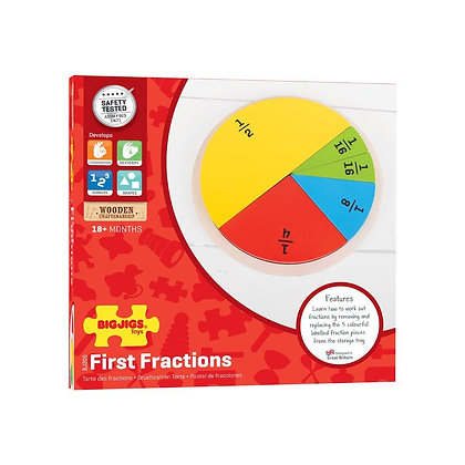 BigJigs First Fractions