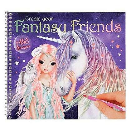 Top Model Create Your Fantasy Friend