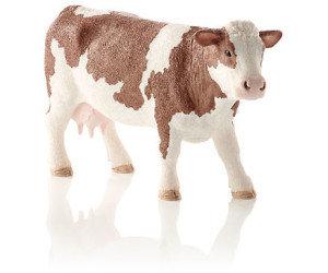 Schleich 13801 Simmental Cow