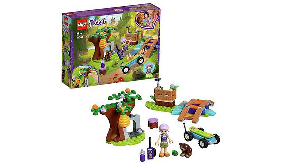 Lego Friends Mia's Forest Adventures Building Set 41363