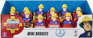 Fireman Sam Mini Buggies