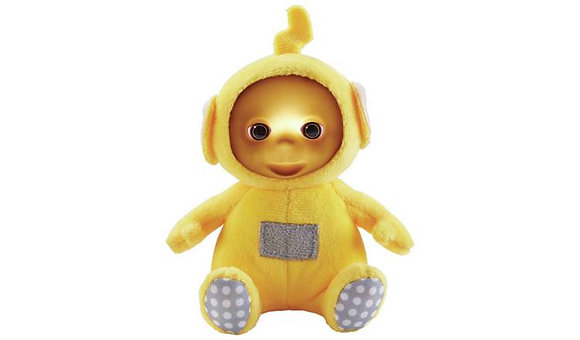 Teletubbies Laa-Laa Glow Friends