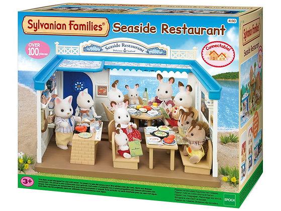 Sylvanian Families Seaside Restaurant