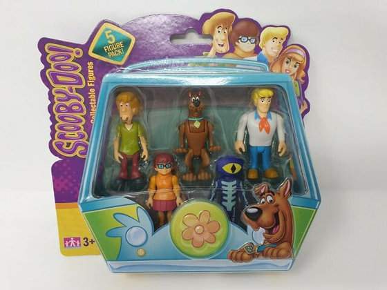 Scooby-Doo Collectable Figures