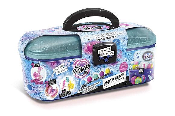 So Bomb DIY Bath Bombs Vanity Case.