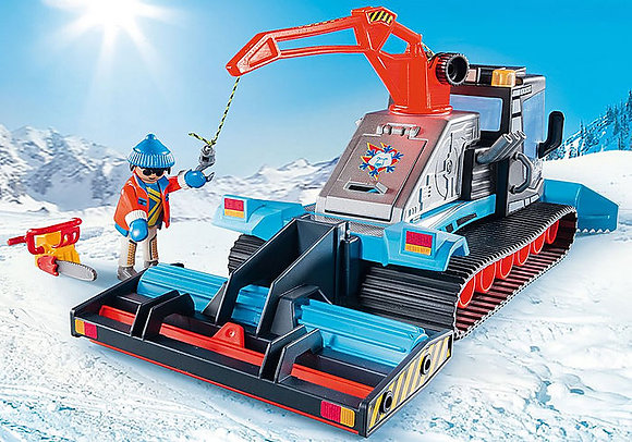 Playmobil Snow Plow Product No.: 9500