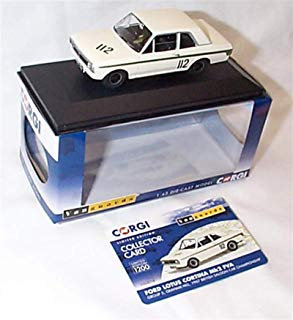 Corgi VA04118 Ford Lotus Cortina MK2 FVA Limited Edition