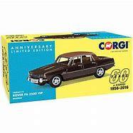 Corgi VA06519 Rover P6 3500 VIP Anniversary Limited Edition