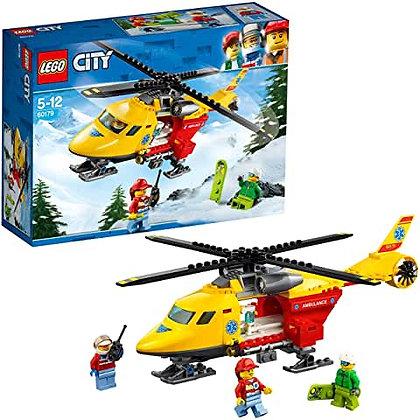 Lego City 60179 Ambulance Helicopter