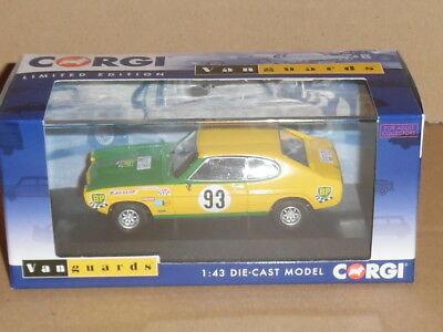 Corgi VA13312 Ford Capri 2300GT MK1 Limited Edition