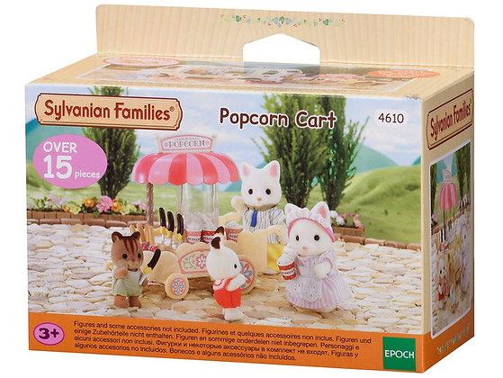 Sylvanian Families -Popcorn Cart
