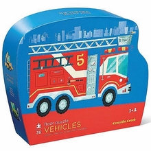 Fire Truck 12pc Puzzle