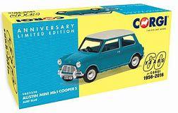 Corgi VA02538 Austin Mini MK1 Cooper S Anniversary Limited Edition