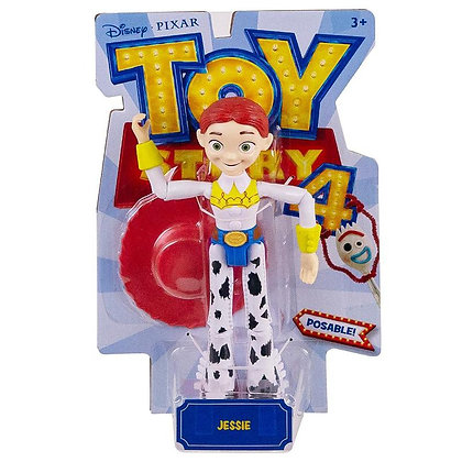 Disney PIXAR Toy Story 4 Jessie Posable Figure.