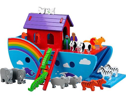 Large Rainbow Ark
