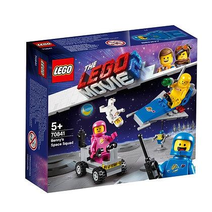 Lego  Movie 2 Benny Space Squad 70841