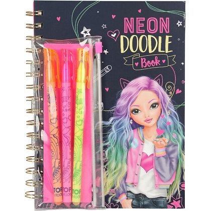 Depesche Neon Doddle Book 10273