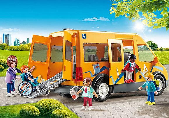 Playmobil School Van Product No.: 9419