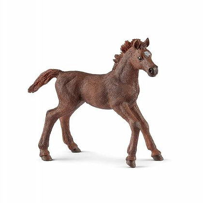 Schleich English Thoroughbred Foal.