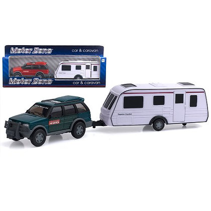 Teamsterz Car And Caravan