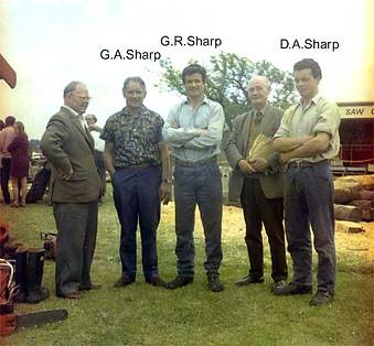 Yorkshire show crew