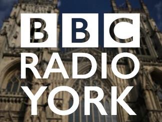 RADIO YORK VISITS HOSPITAL EXHIBITION