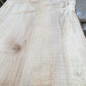 Character sycamore slabs
