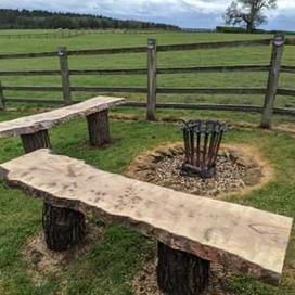 Out door seating