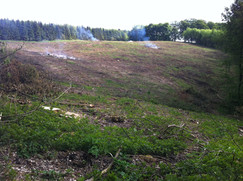 Garrowby hill top