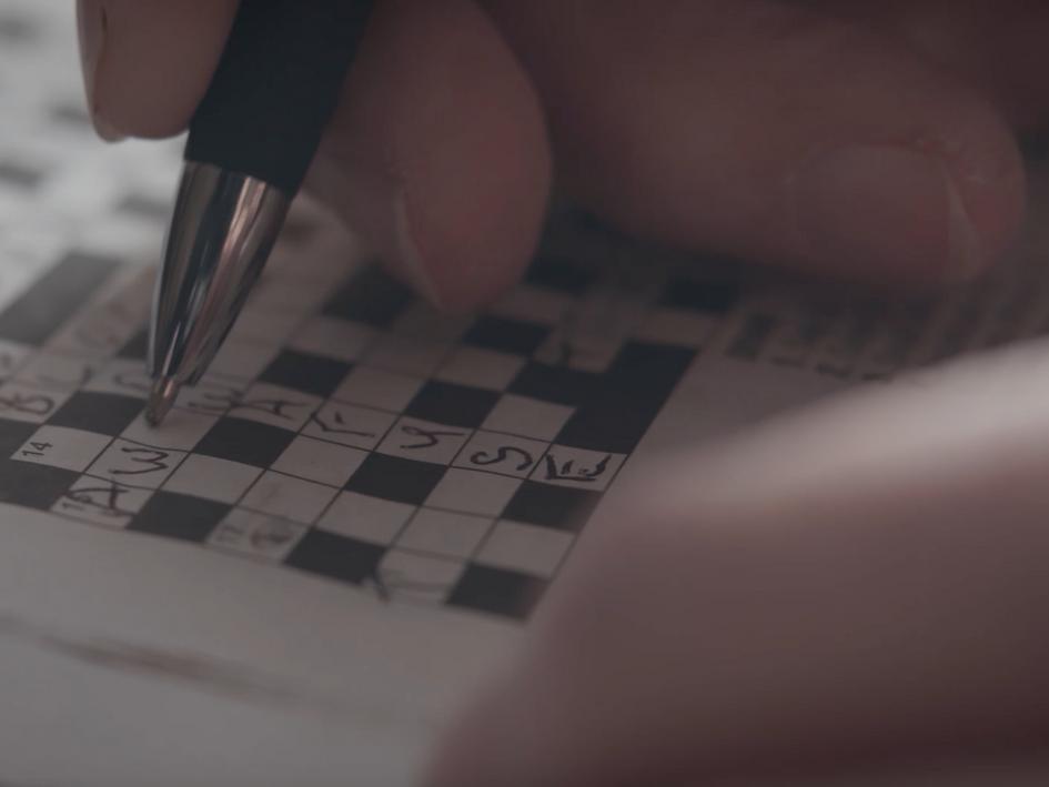Office for Seniors 'The Undercover Crossword'