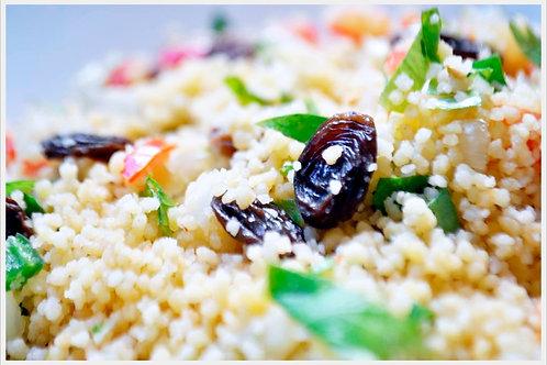 Salade Taboulé à l'orientale