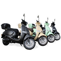 scooter location tap eco-scoot deauville