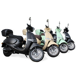Tap-ecoscoot location scooter Deauville