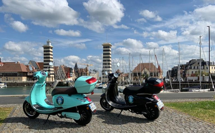 Tap Ecoscoot location scooter électrique