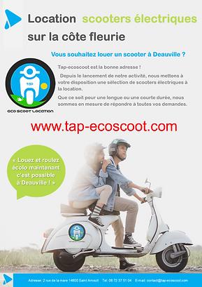 présentation scooter électrique verso.pn