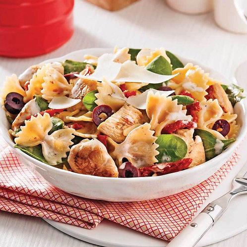 Salade de Farfalles au poulet rôti