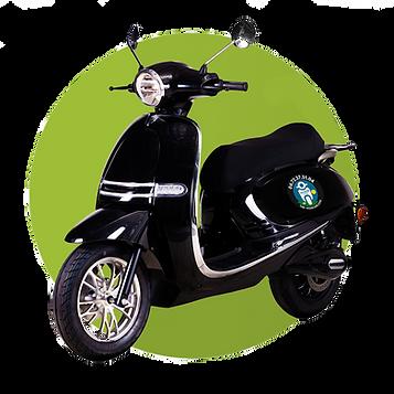 rider-tap ecoscoot location deauville