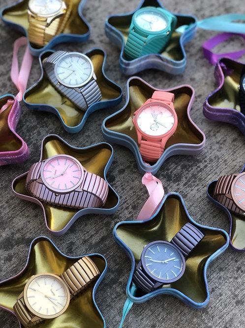 10 relojes con lata ⭐️