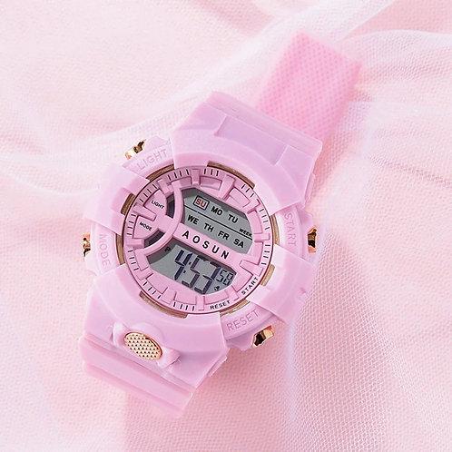 Reloj Malibú Rosa