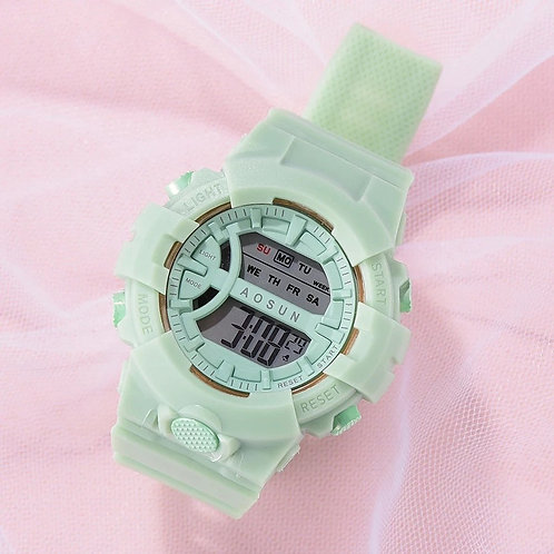 Reloj Malibú Verde