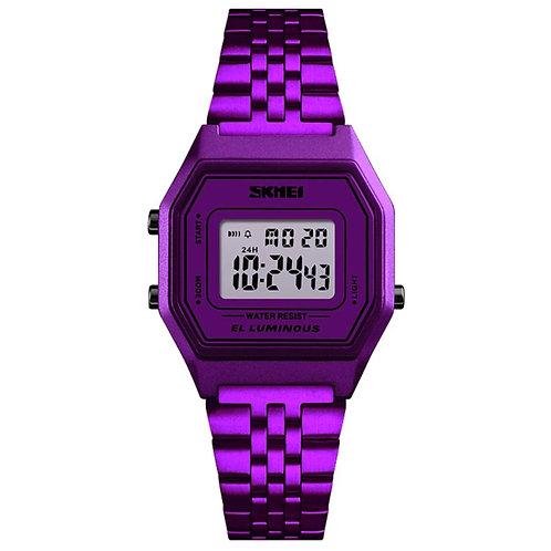 Reloj Colors Morado