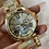 Thumbnail: Reloj Curie Dorado