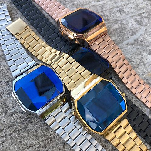 Reloj Diamondbacks con lata