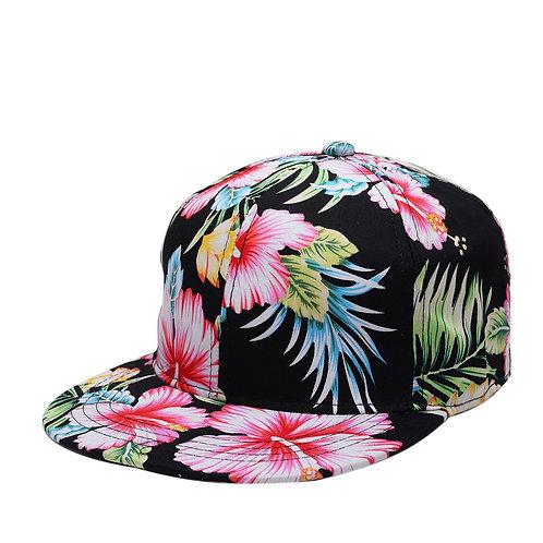 6 Gorras de flores