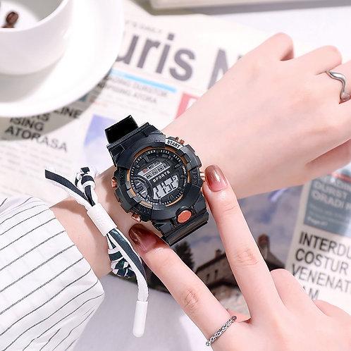 Reloj Spunch Unisex Negro