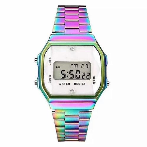 Reloj Diamante Tornasol