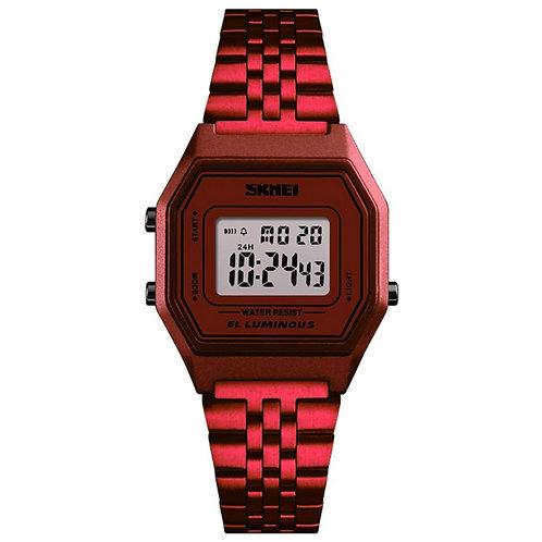 Reloj Colors Rojo