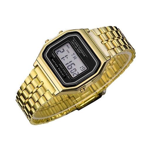 Reloj Colors Dorado